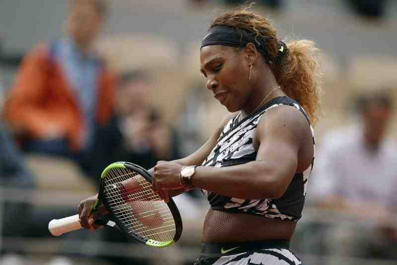 french, open, serena, williams